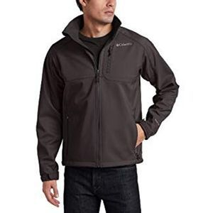 Columbia Black Men's Ascender II Softshell Jacket